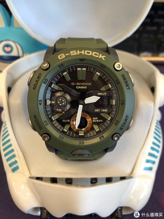 做最酷的汉子,戴最Man的手表--CASIO军旅风