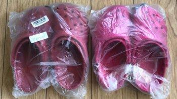 Crocs 经典款洞洞鞋外观展示(材质|鞋型|鞋带|鞋里|透气孔)