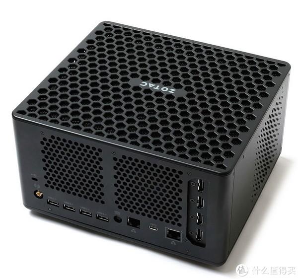 苹果垃圾桶劲敌:Zotac 索泰 发布 Zbox Q 系列 MINI CREATOR PC工作站
