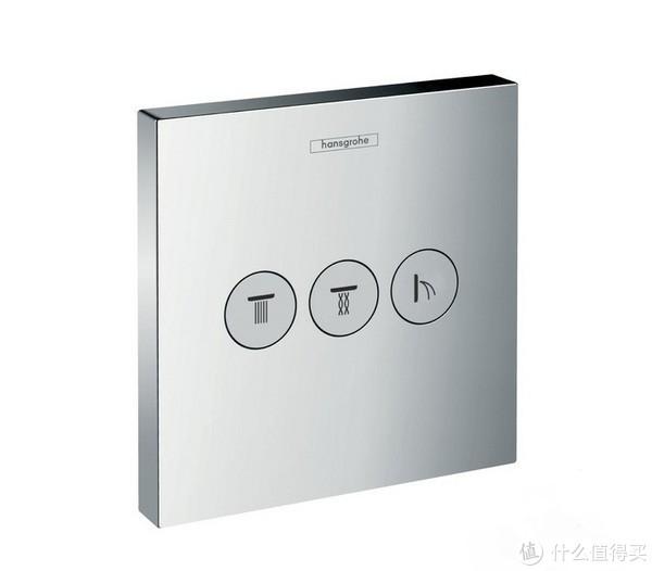 暗藏之美:GROHE 高仪 Grohtherm SmartControl & Eurocube 暗装花洒套装 开箱