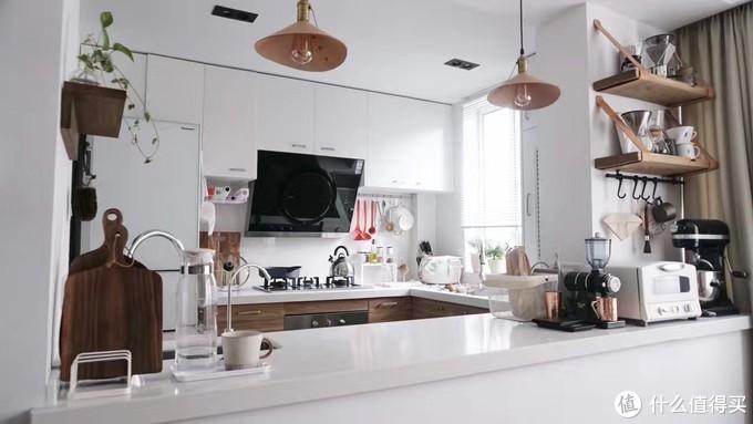 设计师一分析,恍然大悟开放式厨房是刚需啊!