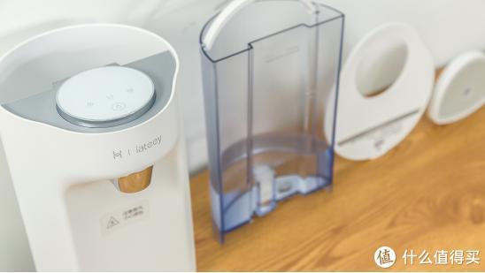 华为 iateey 智能饮水吧简评:喝水也能喝出幸福感