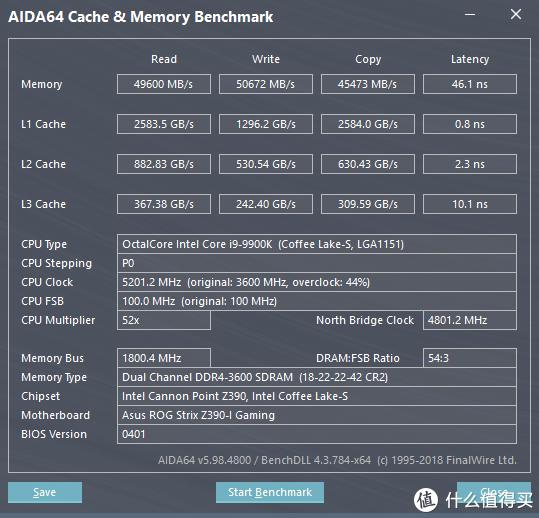 这对内存可以更高频率但是我觉得没啥必要了,所以直接XMP DDR4 3600,时序也没调整