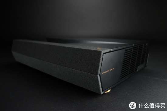 3000流明激光光源,支持Nuforce Dolby音效,奥图码4K激光电视P1正式发布