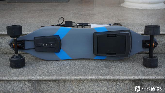 实现儿时梦想全靠它-智能遥控Onpark电动滑板