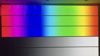 小米米家激光投影电视外观展示(色彩|对比度|解析力)