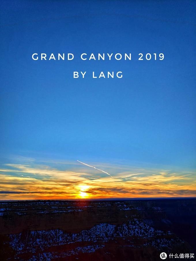 我们的2019美西冬季自驾游(三)大峡谷→直升机之旅