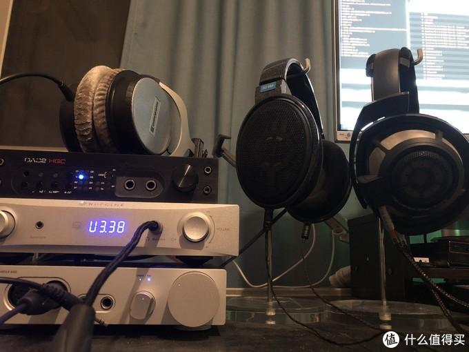 新派DAC9H,搭配HD660S,HD800S,对比下钰龙DA10和DAC2