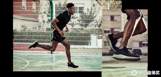 国内集中市售:adidas 阿迪达斯 多款 alphaedge 4D 跑鞋 即将发售