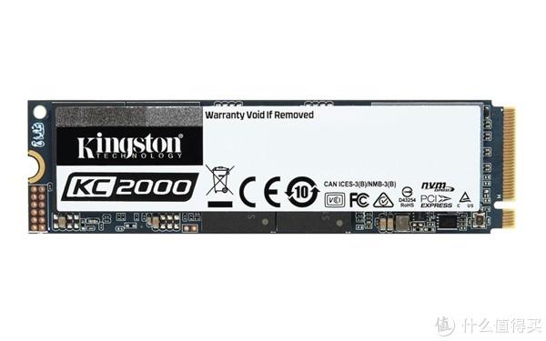 金士顿发布旗舰级KC2000 M.2 SSD:96层TLC闪存 最大2TB