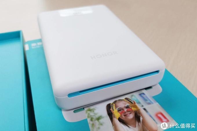 证件、名片打印利器,荣耀mini照片打印机