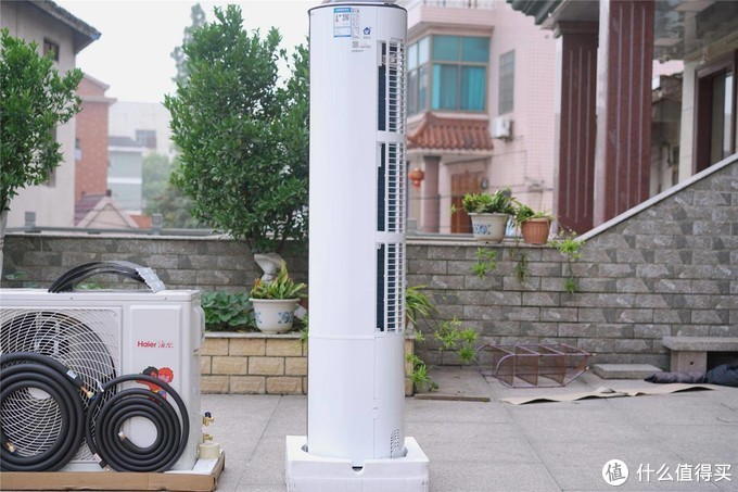 买在酷夏来临之前:海尔先行者3匹变频立式空调柜机上手体验