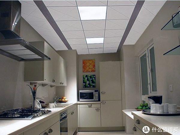 厨房吊顶材料怎么选?六种厨房吊顶材料优劣大比拼
