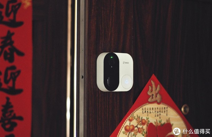 无论是996还是669,家庭安全是第一位!360可视门铃1C为你守护