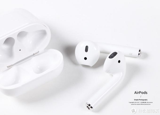 真无线最著名的产品,苹果的AirPods