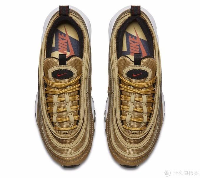 一日一双丨Nike Air Max 97 OG——穿过心脏的银色子弹