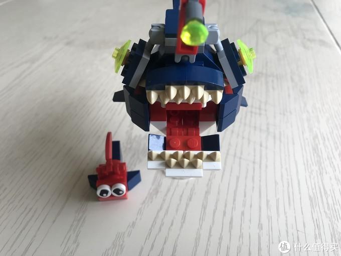 血口和两排前牙