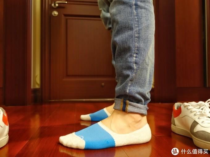 老男孩の袜子——Bananain蕉内7系船袜晒单
