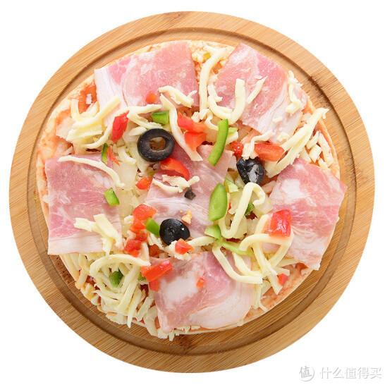 图6 官方的披萨图