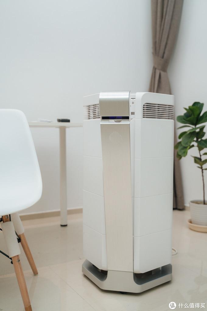 解放你的呼吸——艾泊斯空气净化器