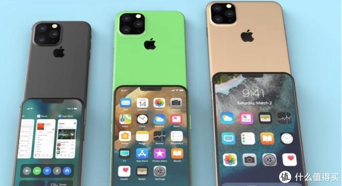 变化不大的iPhone XI曝光,网友:看上去丑丑的