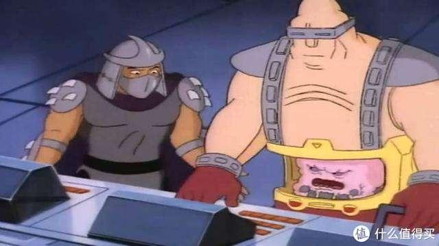 就是右边这位啦。忍者神龟里面非常个性的人物。