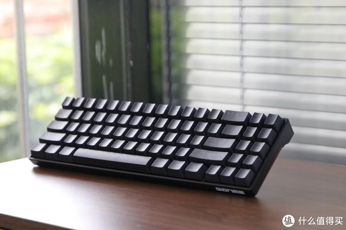 个性布局,无线机械键盘新选择GANSS 高斯ALT71简感