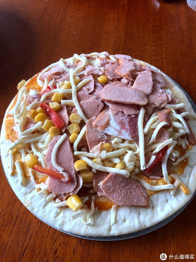 让超市速食披萨三分钟赛必胜客的简单方法