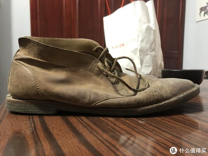 小白的皮靴旧化中毒之路