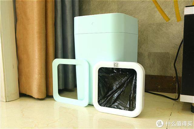 智能时代,拓牛让你见识到垃圾桶也可以智能
