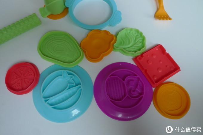 物美价廉的Play-Doh 培乐多 创意厨房 E0039 美味吐司套装