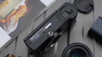 松下 Lumix GX9 微型单电套机使用总结(接口|拍摄|存储|容量|电池)