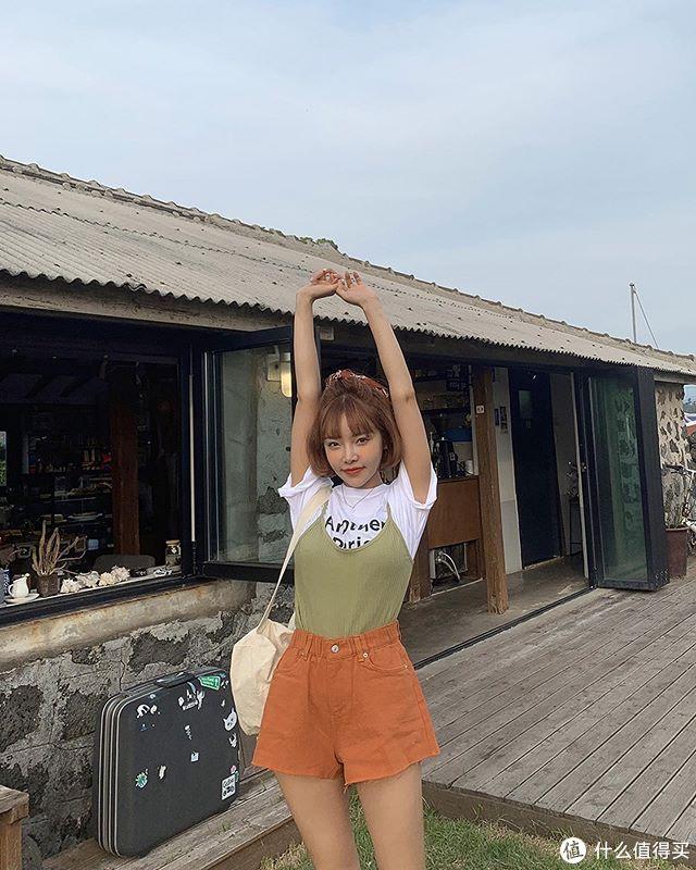 时尚瓜瓜教 | 一周韩系少女穿搭