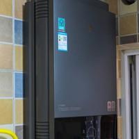 云米 Zero零冷水 JSQ34 -VGW181 燃气热水器外观展示(面板|触控屏|接口|出水口|电源线)