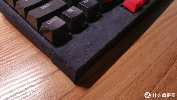 全手工制作双模无线小红点机械键盘记录