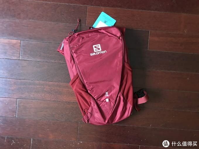 Salomon TRAILBLAZER 10 休闲旅行双肩背包