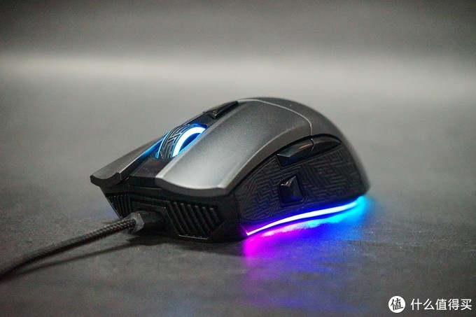 华硕鼠标大G二代上手评测,多种功能可供选择