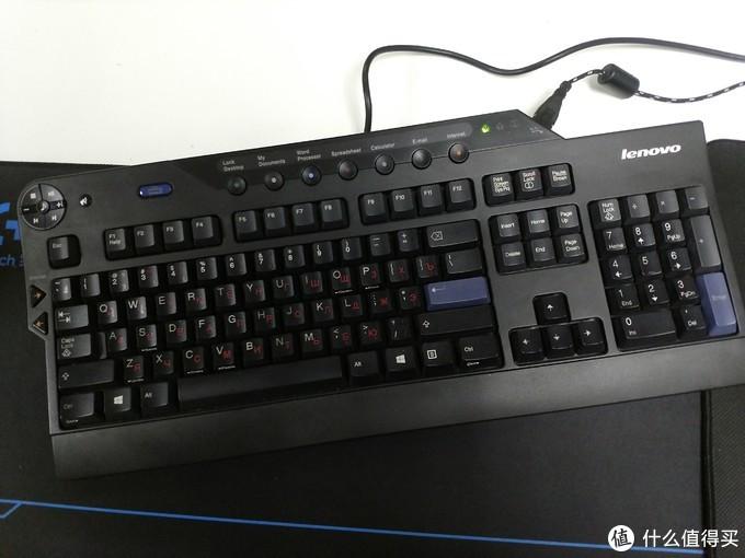 IBM8815键盘点评 百元之内无敌的存在