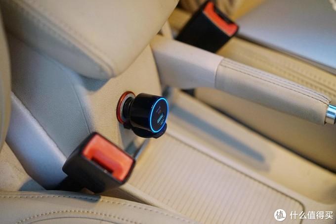 一个车充解决所有充电问题:Anker安克车载充电器上手体验