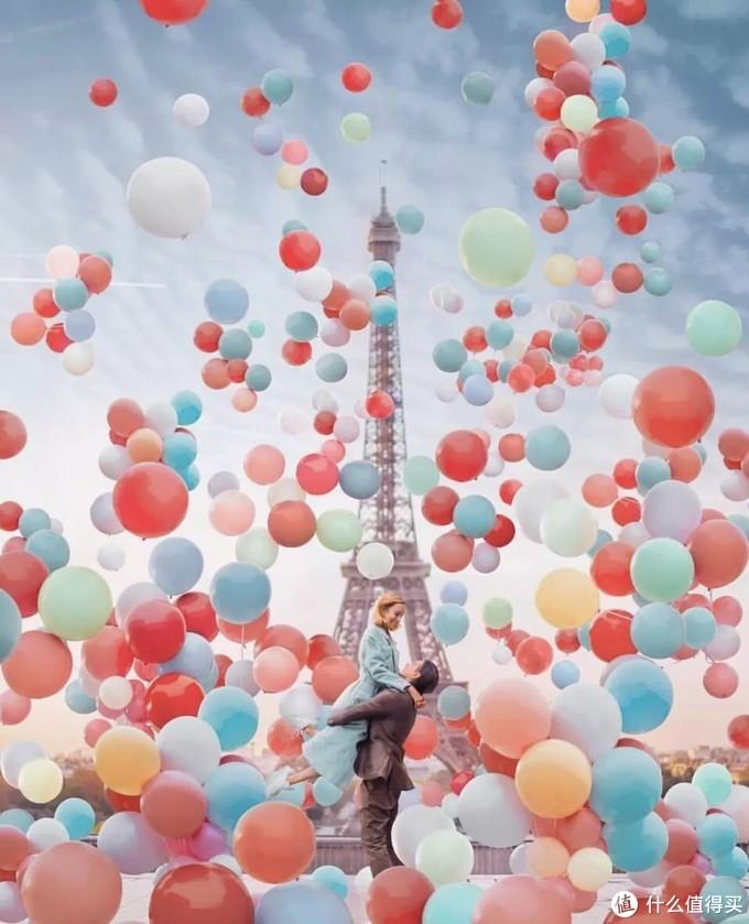 又美又甜!跟着这些红遍ins的旅行情侣,飞往全世界开启十一假期