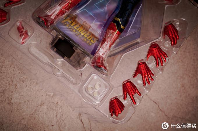 能力越大,责任越大!邻家的超级英雄——HOTTOYS 钢铁蜘蛛侠开箱晒单
