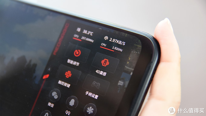 手机游戏时代的电竞王者 红魔3电竞手机体验