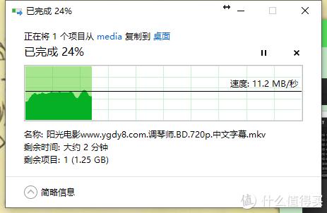 共享盘复制到SSD
