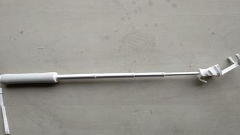 小米自拍杆使用总结(伸缩 防滑垫 颜值 接口 手柄)
