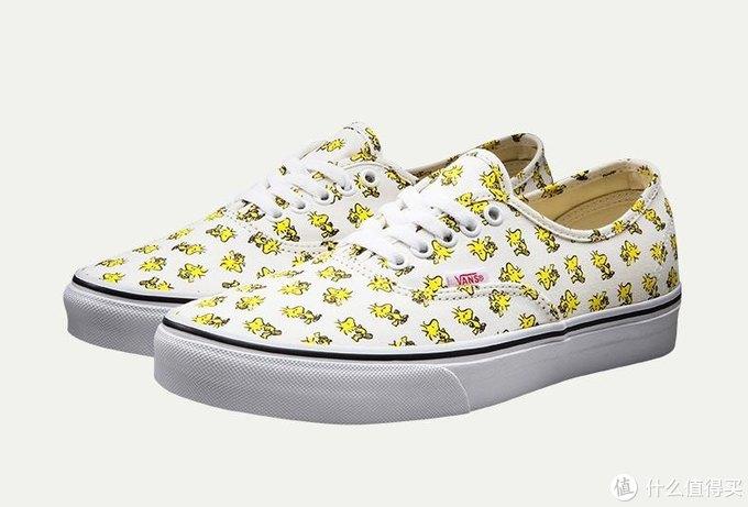 一日一双丨VANS x Peanuts 2017——史努比~快穿上鞋出门啦