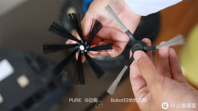 全新外形,全新技术——伊莱克斯 PURE i9扫地机PK战