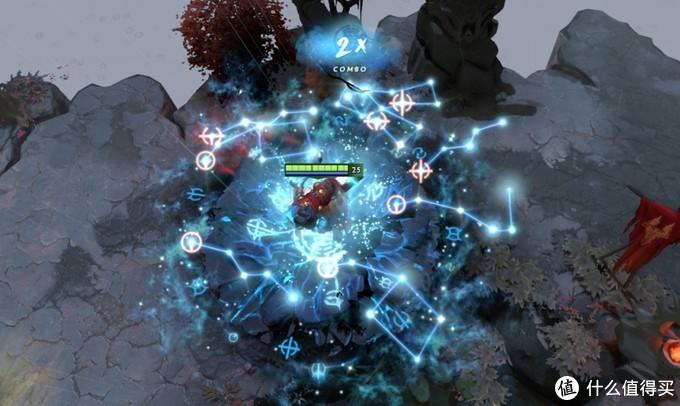 """DOTA2勇士令状等级奖励""""天外飞星""""今日加入游戏"""