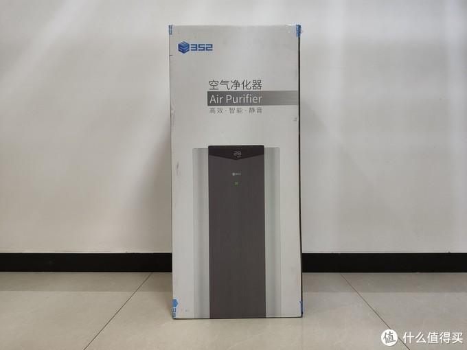 352-X60空气净化器净化体验