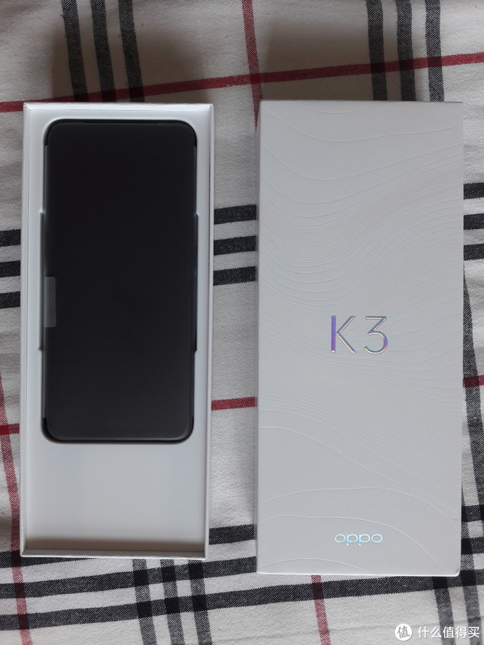 618大妈助我换手机:OPPO K3轻晒单