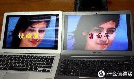 两者常见屏幕对比